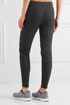 Nike - Nikelab Essentials French Stretch-cotton Terry Leggings - Black - x large