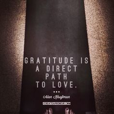 Raise your hand if you want more #love in your life?  Yes!  As a creative, it feels good to know that I can have a part in the amount of love in my life, be creating it with gratitude.