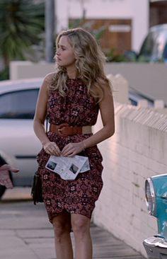 Miranda wears: Dress - Cooper St