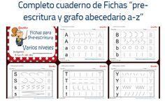 FICHAS A DESCARGAR PDF - I.E.D Santa Bernardita, lenguaje-tercero