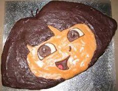 dora cake pan - Google Search