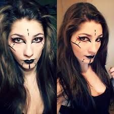 Image result for female sith makeup