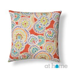 Another One Of Our Favorite #patio Throw Pillows. #athomefinds