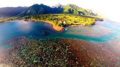 Photos incroyables prises par des drones sur Dronestagram, concours avec…