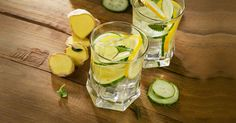 Use cucumber juice to melt belly fat rapidly. This easy to make drink will show results in a short span if consumed regularly.