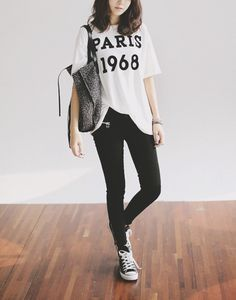 loose tops outfits - Google Search