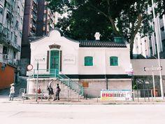 เที่ยวฮ่องกง ไม่เน้นช้อปปิ้ง หลุดไปในย่านตึกเก่า - Pantip