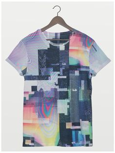 Image of Glitchy Tee