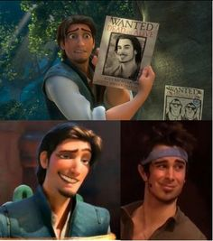 Starkid should make a Disney princess parody.  Joey Richter would be Flynn.  Gotta love those facial expressions!