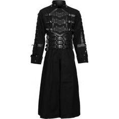 Hellraiser men's coat