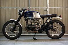 BMW R100/7 CRD#27 / Encargos de otros clientes / motos / Home - Cafe Racer Dreams