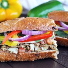 http://www.nogojisnoglory.com/italian-herb-vegetable-sandwich-provolone-cheese/