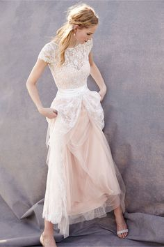 Luciana Topper from @BHLDN I want the skirt too.