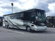 New, 2015 Tiffin Allegro Bus 45LP, 450hp, stk#8736, air leveling, mobile-eye system, blue ground effects lighting, fireplace, in-motion sat system and more...$437,542. Call for appointment 239-707-5422