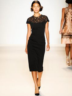 Black dress Wearable Clothing Styles and Trends for Spring - Summer - iVillage