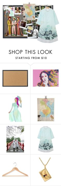 """""""Tardis Memories"""" by serinde ❤ liked on Polyvore featuring U Brands, Polaroid, Andy Warhol and PERIGOT"""