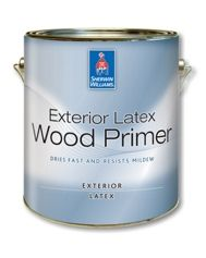 Super paint the best selling homeowner paint of sherwin - Benjamin moore exterior wood primer ...