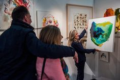 Buy or sell contemporary art, photography + sculpture at the affordable art fair Battersea in London. Find out how to exhibit and book artfair tickets online. Kindergarten Crafts, Affordable Art Fair, Light Crafts, 5 Year Olds, Craft Fairs, Arts And Crafts, London, Light Fixture, Author