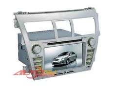 Toyota Vios gps with dvd player  $295
