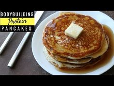 The best Low Carb Protein Pancakes recipe! Seriously, if you're looking for healthy breakfast ideas these easy protein pancakes need to be at the top of...