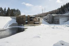 Belvedere in Kanada von Atelier Pierre Thibault / Am Rande des Verfalls - Architektur und Architekten - News / Meldungen / Nachrichten - BauNetz.de