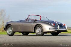 1958 Jaguar XK 150 - OTS 3.4 SE | Classic Driver Market