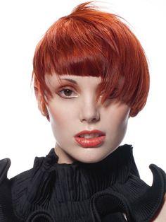 2012 Outono e Inverno 2013 Tendências corte de cabelo 6 #hair #color