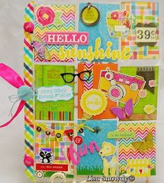 Adventures in Paperland: Outgoing April Pocket Letters