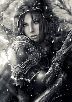 Diablo Contest - Demon Hunter by ArisT0te on deviantART