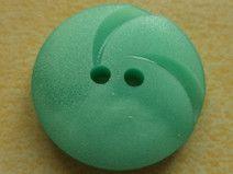 11 grüne Knöpfe 18mm (4380-2) Jackenknöpfe Knopf
