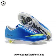 75db04227b38 Bright Blue Green Nike Mercurial Vapor IX FG Soccer Cleats Cristiano Ronaldo  Cleats