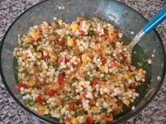 Kuskus Salatası Resmi