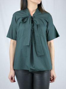 #odeeh #bluse #schleife #zeitgeist_amberg Peplum, Shirts, Tops, Women, Fashion, Ribbon Work, Blouse, Moda, Fashion Styles