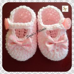 a2b155e273b0 152 Best cute baby shoes to make images in 2019