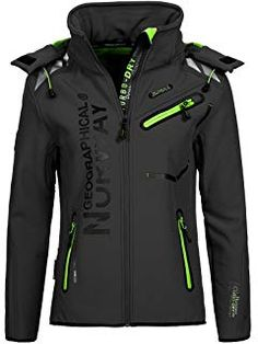 Geographical Norway Man Hommes softshell veste softshelljacke s-xxl Geographical Norway, Formal Men Outfit, Mens Outdoor Clothing, Cold Weather Gear, Outdoor Outfit, Mantel, Motorcycle Jacket, Mens Fashion, My Style