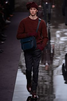 Louis Vuitton Inverno 2013 MEN
