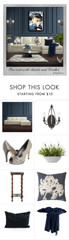 """""""Picture Perfect"""" by truthjc ❤ liked on Polyvore featuring interior, interiors, interior design, home, home decor, interior decorating, Williams-Sonoma, Kichler, rsvp and Safavieh"""
