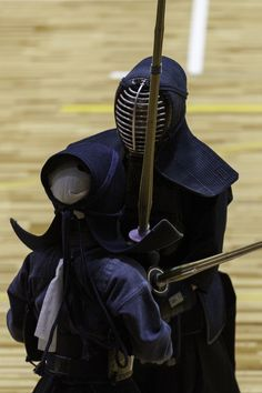 Kendo: Japanese Sword Fighting by deep blue on PHOTOHITO