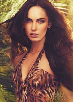 New photos of Megan Fox from Avon's Instinct fragrance campaign have surfaced!