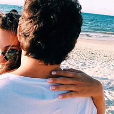 Love the camera angle couple beach pictures, couple photos, couple goals, c