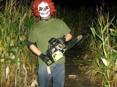 Pin for Later: 50 States of Scary: The Most Terrifying Haunted Houses You MUST Visit in America North Dakota Acres of Terror: Make your way though cornfields and an abandoned schoolhouse for a night filled with hair-raising forces of evil.