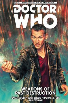 Doctor Who: The Ninth Doctor #TPB #TitanComics @titancomics @ComicsTitan Release Date: 3/2/2016