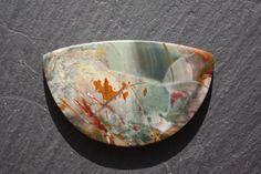 Coprolite designer cabochon handcut  38 x 23 x 6.5 J.