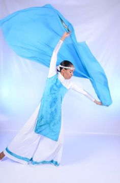 Long Hi-Multi Chiffon Overlay Skirt – Rejoice Dance Ministry