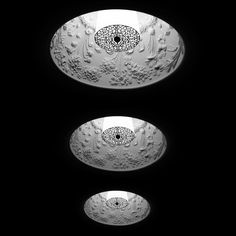SKYGARDEN RECESSED by Marcel Wanders | Contemporary Designer Lighting by FLOS
