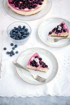 No-Bake Blueberry Li