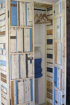 madera reciclada