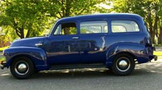 off road suburbans | ... Truck Weekend – A 1952 Chevrolet Suburban with only 21,000 Miles