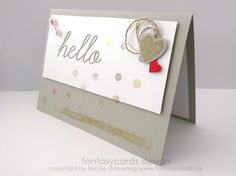 Stampin Up! hello