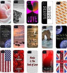 """""""Typography iphone covers and case"""" by alicegosling ❤ liked on Polyvore"""